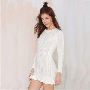 UNIF sweater dress